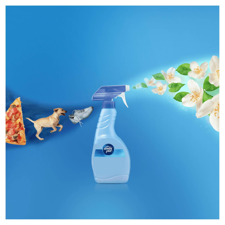 Ambi Pur Classic Textielverfrisser Spray 500 Ml Blokker