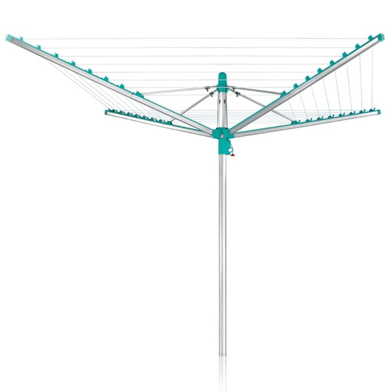 Leifheit Linomatic 400 droogmolen met bodemhuls 40 m