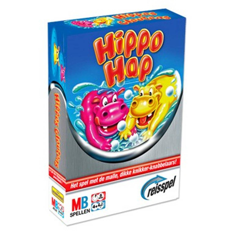 Reis Hippo Hap - Reisspel