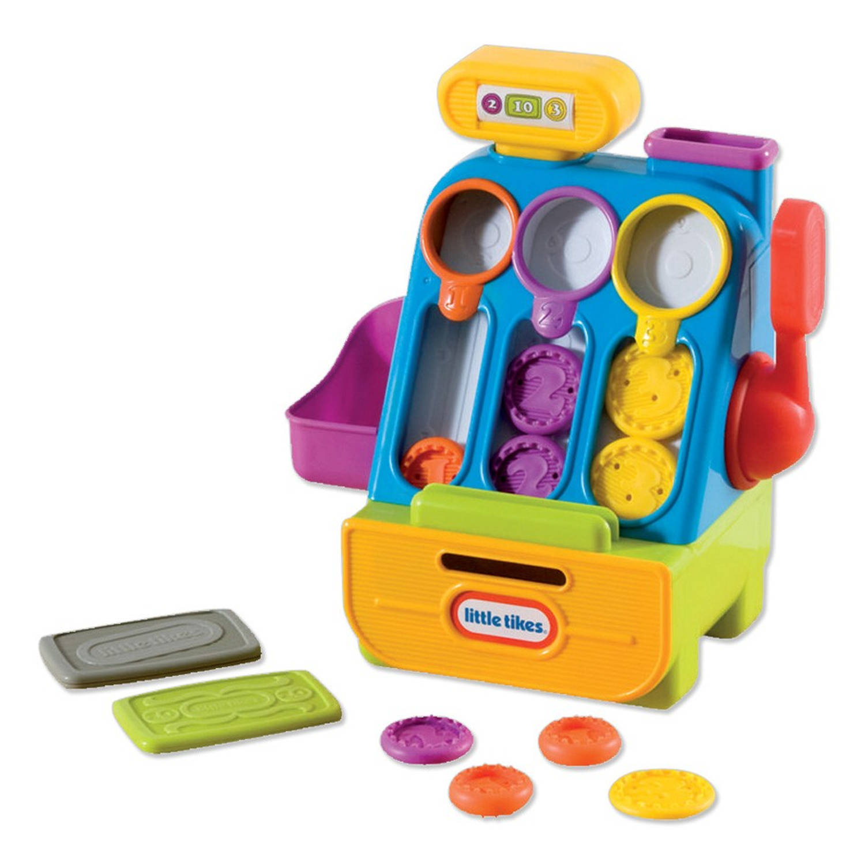 Little Tikes Count & Play Kassa