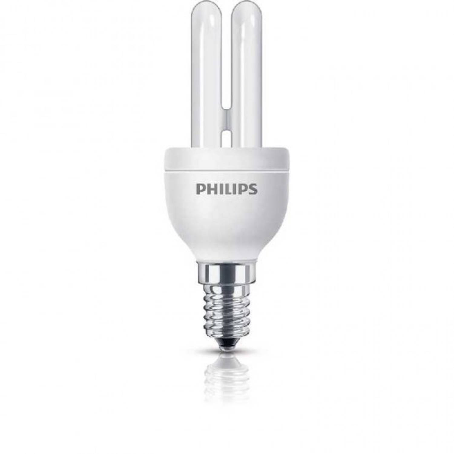 Philips Genie spaarlamp stick 5 W E14 warm wit