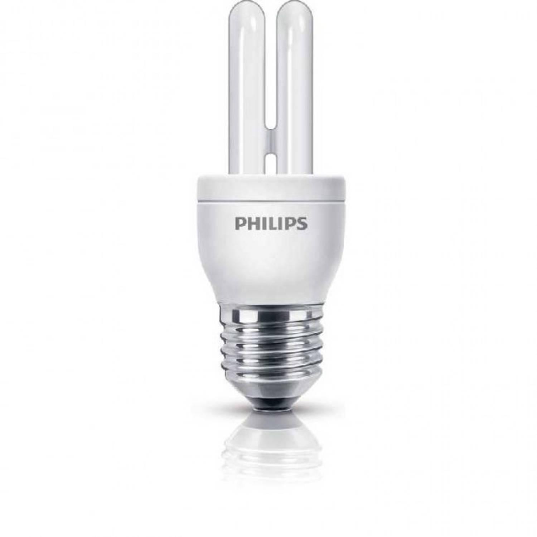 Philips Genie spaarlamp stick 5 W E27 warm wit