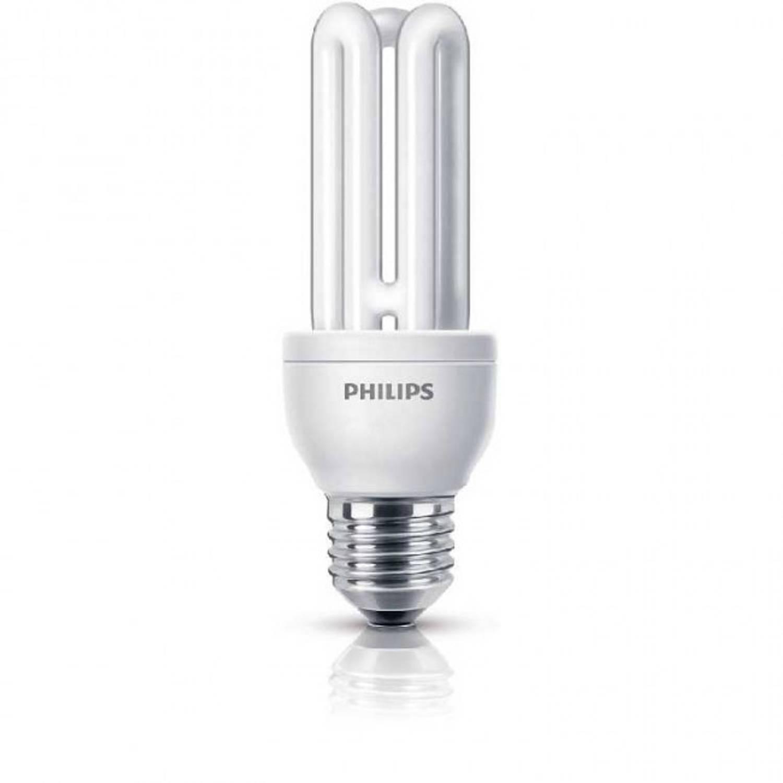 Philips Genie spaarlamp stick 14 W E27 warm wit