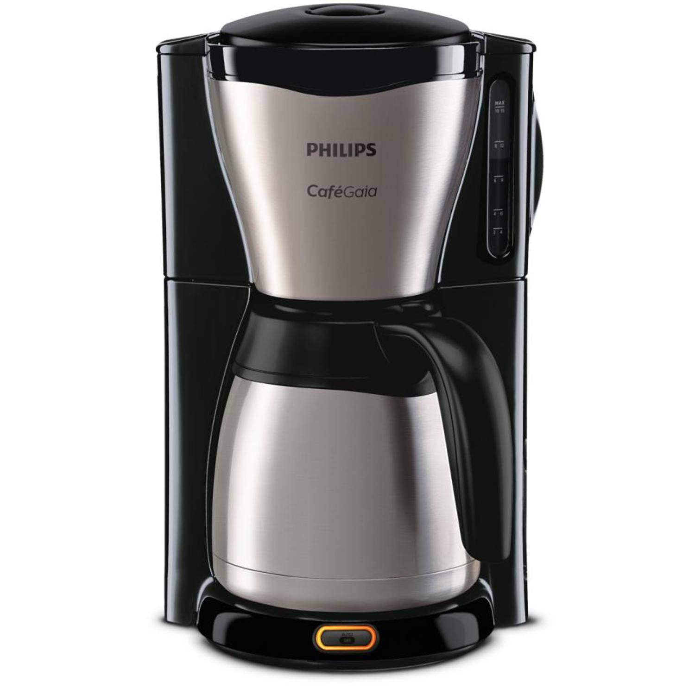 Korting Philips Filterkoffiezetapparaat Café Gaia Hd7546 20 Zwart