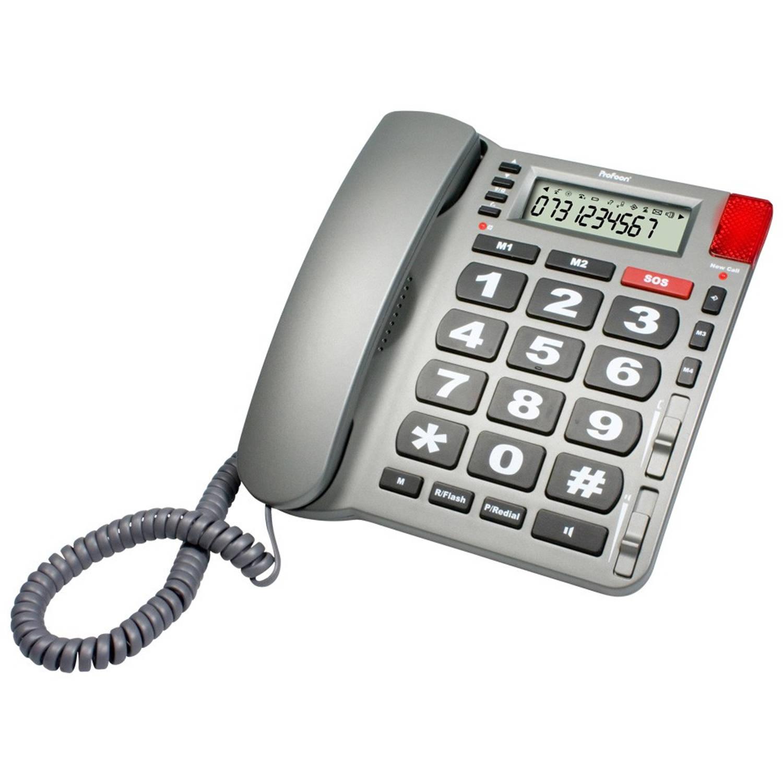 BIG BUTTON SOS TELEFOON TX800