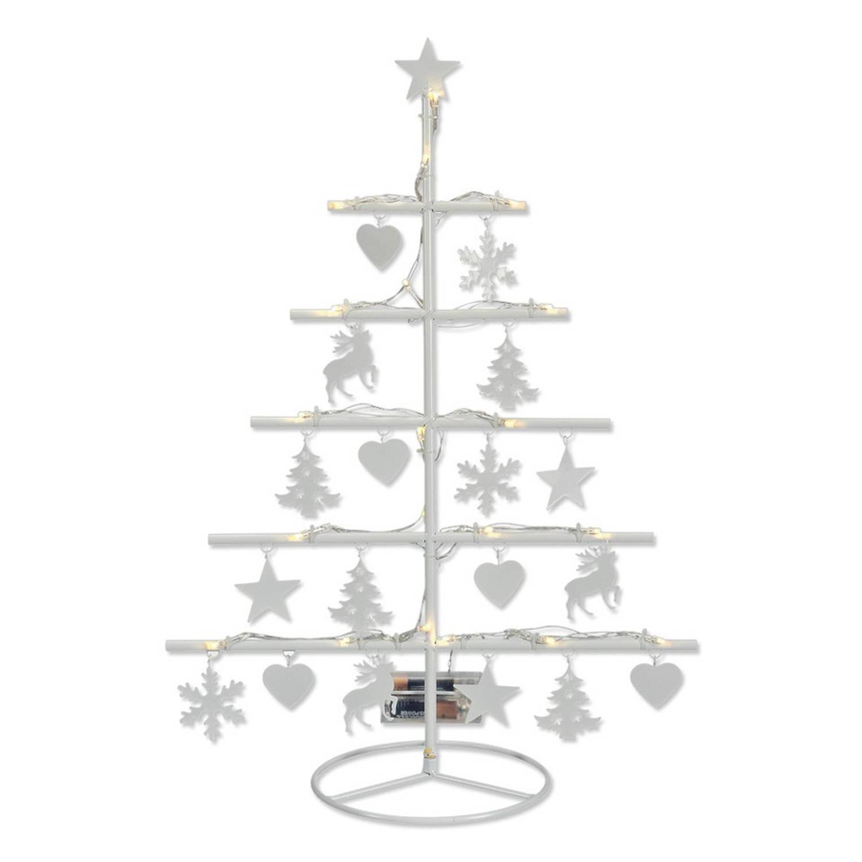 kerstboom met led verlichting