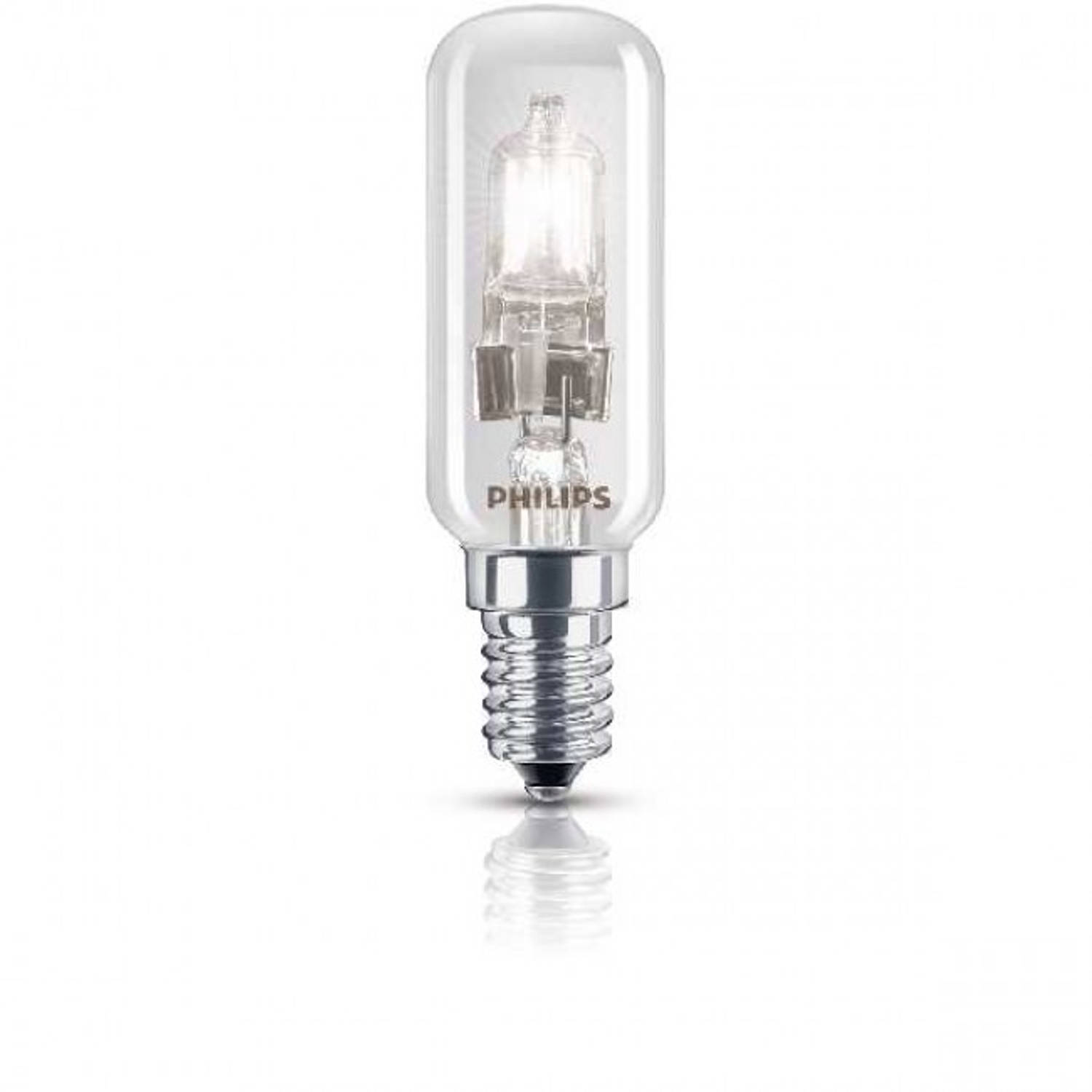Philips EcoClassic halogeenlamp T25L 28 W E14 warm wit