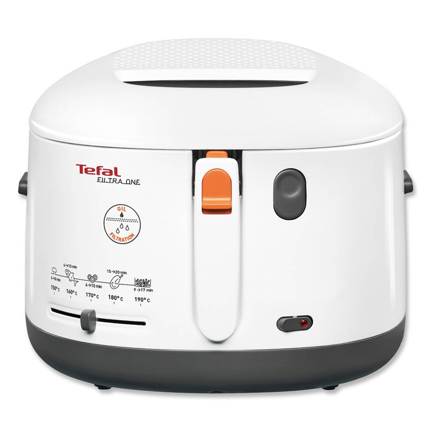 Tefal friteuse Filtra One FF1621 - wit