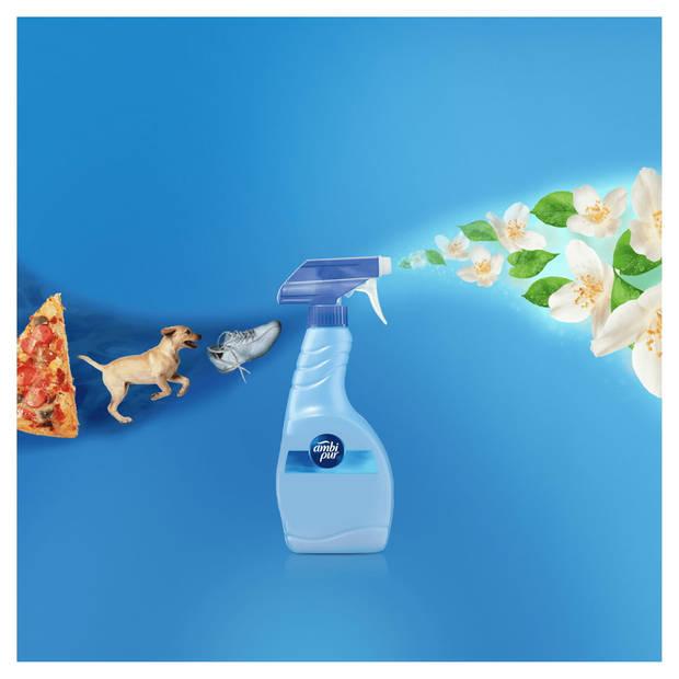 Ambi Pur Classic Textielverfrisser Spray - 500 ml