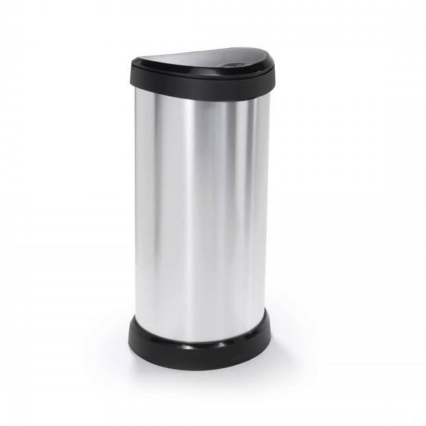 Curver Decobin afvalbak - 40 l