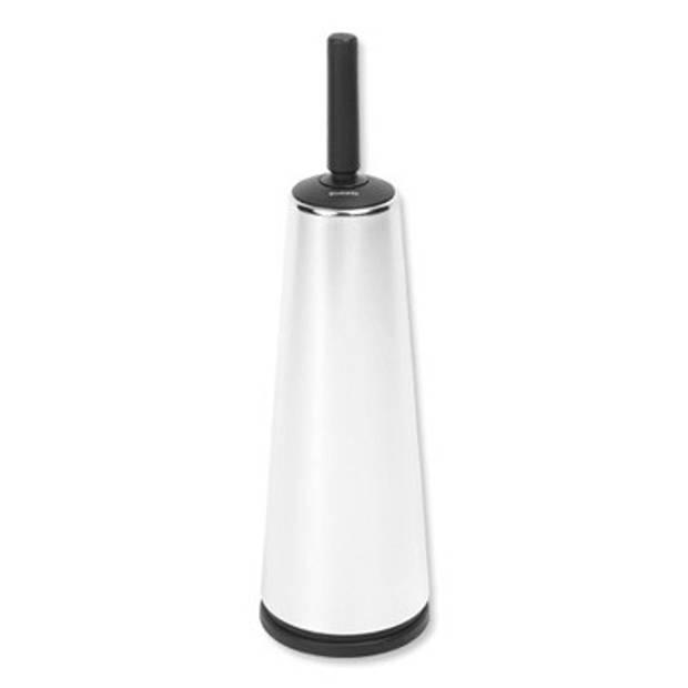 Brabantia Classic toiletborstel met houder - Brilliant Steel