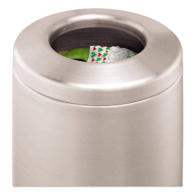 Brabantia Tafelafvalbakje 2,3 liter - Matt Steel