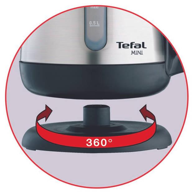 Tefal waterkoker BI8125 - RVS - 0,8 liter