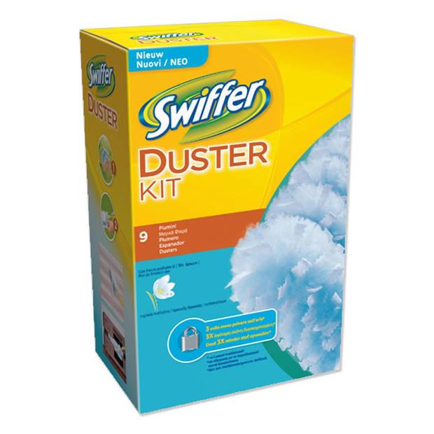 Swiffer Duster Febreze doekjes navulverpakking 9 stuks