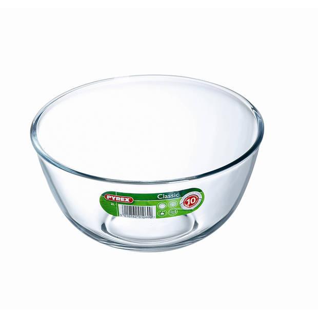 Pyrex mix kom - 2 L - Ø 21 cm