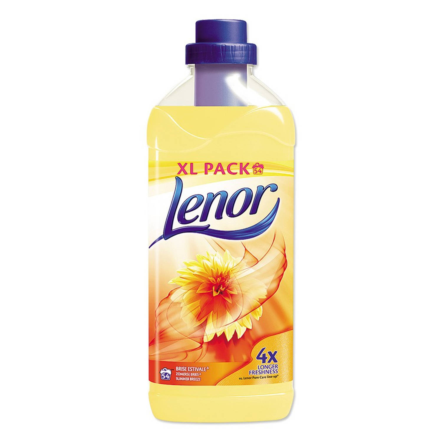 Lenor wasverzachter Zomerse Bries 1,5 liter (XL)