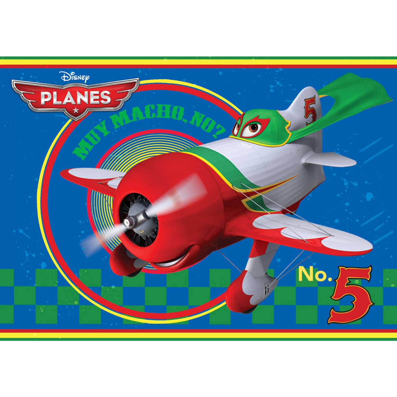 Vloerkleed Planes Number 5