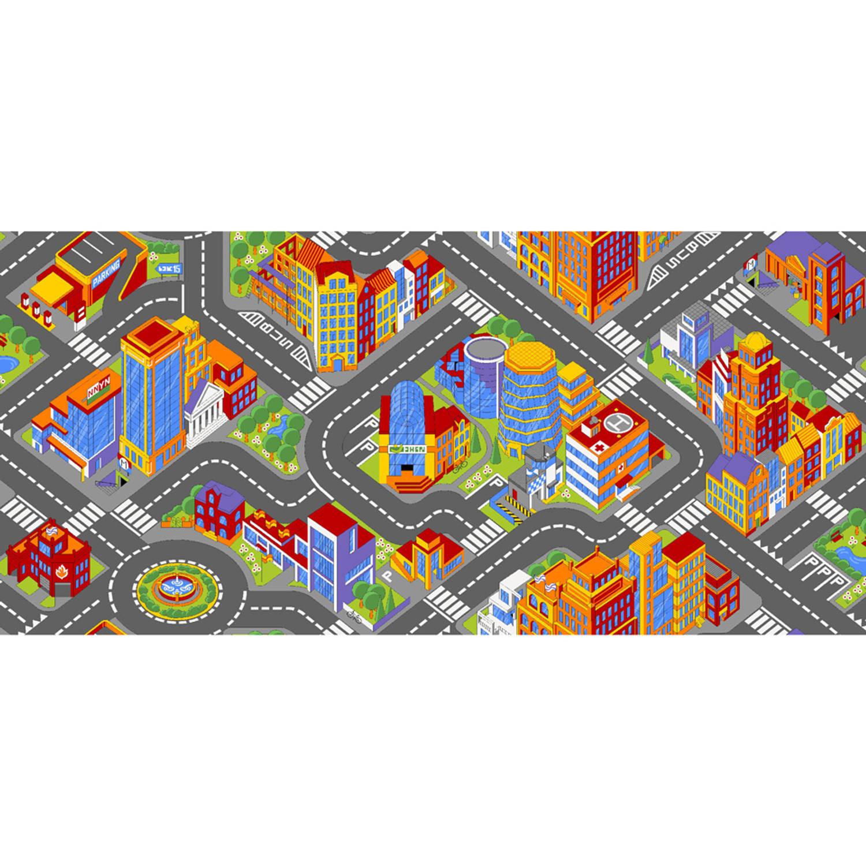 Afbeelding van Tapijt Big City