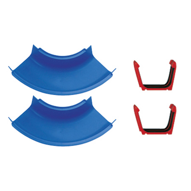 Afbeelding van Aquaplay set van 2 bochten