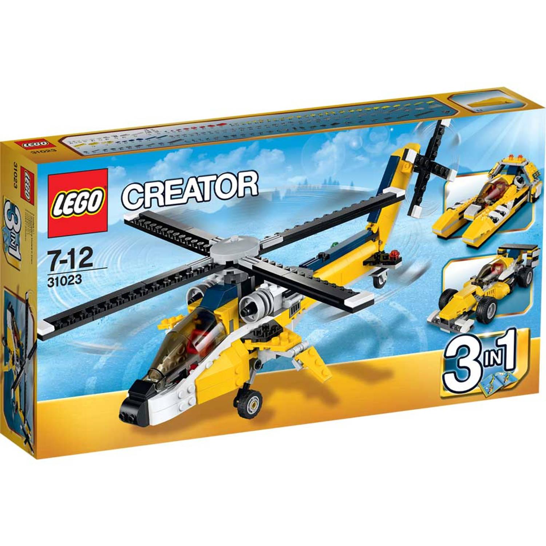 LEGO 31023 CREATOR GELE RACERS