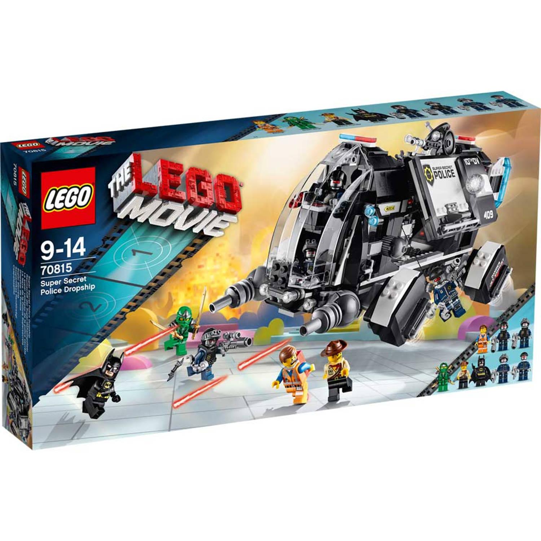 LEGO 70815 MOVIE SUPERGEHEIM
