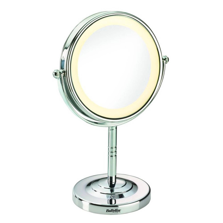 Afbeelding van BaByliss 8435E make-up spiegel met verlichting - 13,5 centimeter