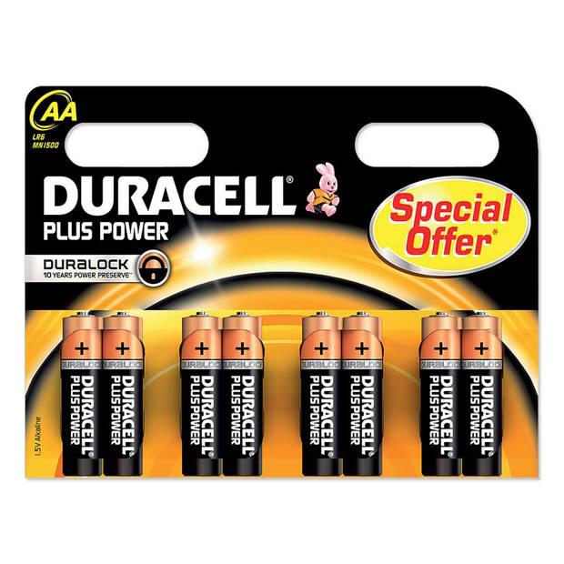 Duracell Duralock AA batterijen - 8 stuks