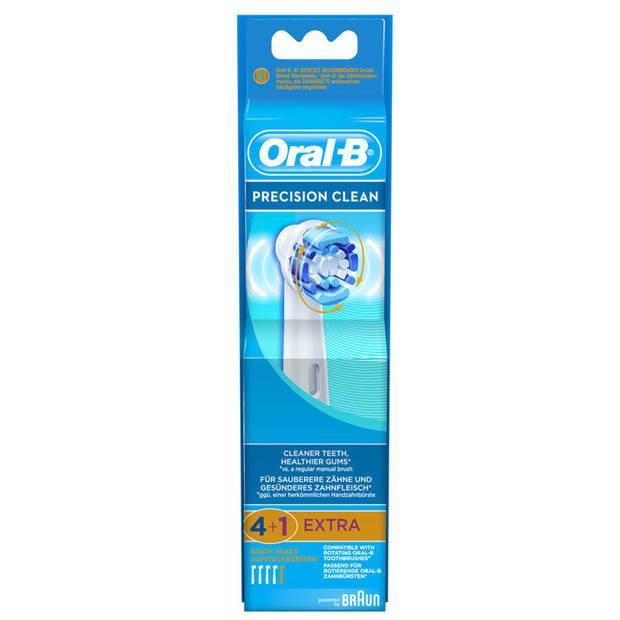 Oral-B Precision Clean opzetborstels - 5 stuks