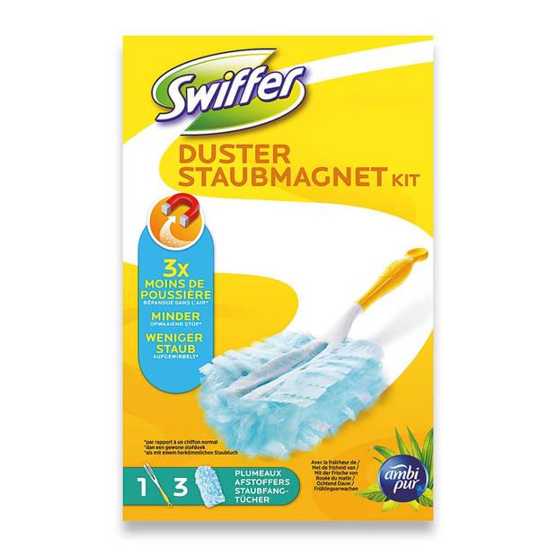 Swiffer Duster Febreze starterkit