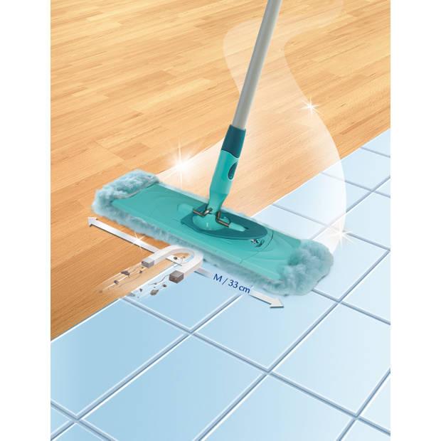 Leifheit Clean Twist M vervangingsdoek Static Plus - 33 cm