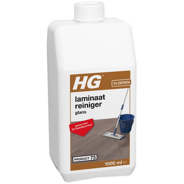 HG laminaat glansreiniger