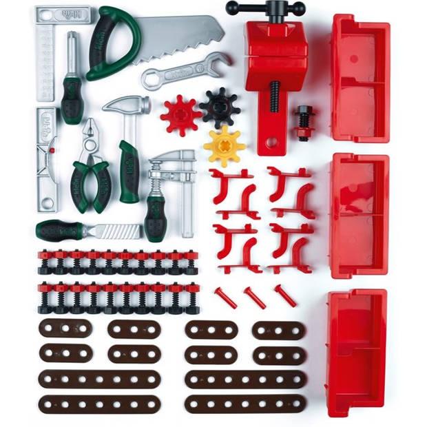 Bosch speelgoed werkbank 75-delig