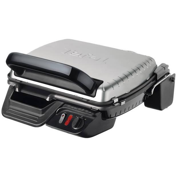 Tefal contactgrill Ultra Compact GC3050 - RVS