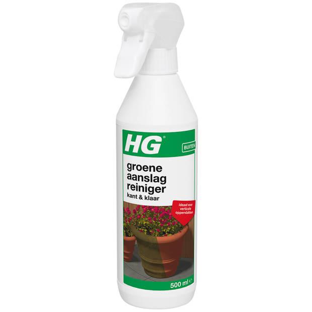 HG groene aanslagreiniger klant & klaar