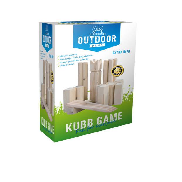 Kubb Game