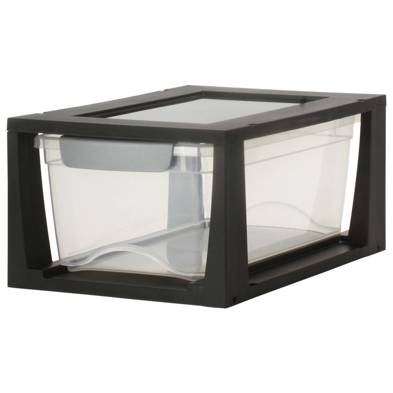 Sunware Boîte De Rangement Oméga Transparent 11 L jwcf2