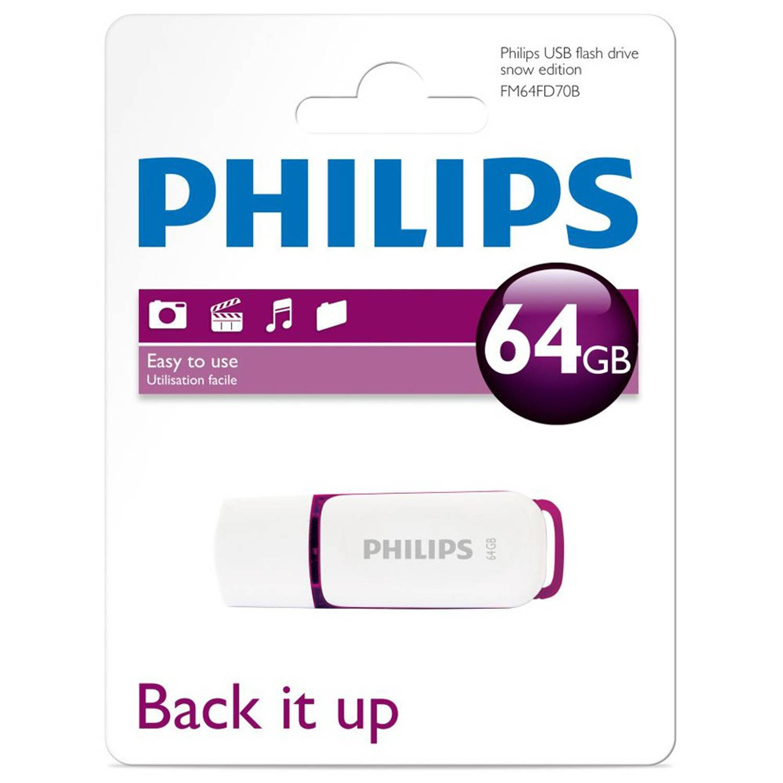 Philips 2.0 USB-stick 64 GB