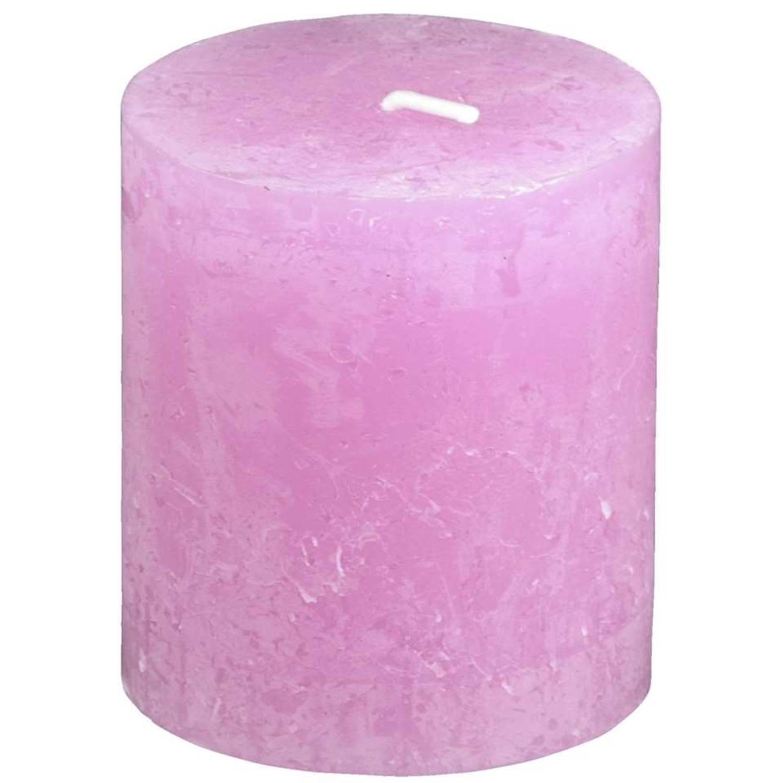 Stompkaars rustiek - pink