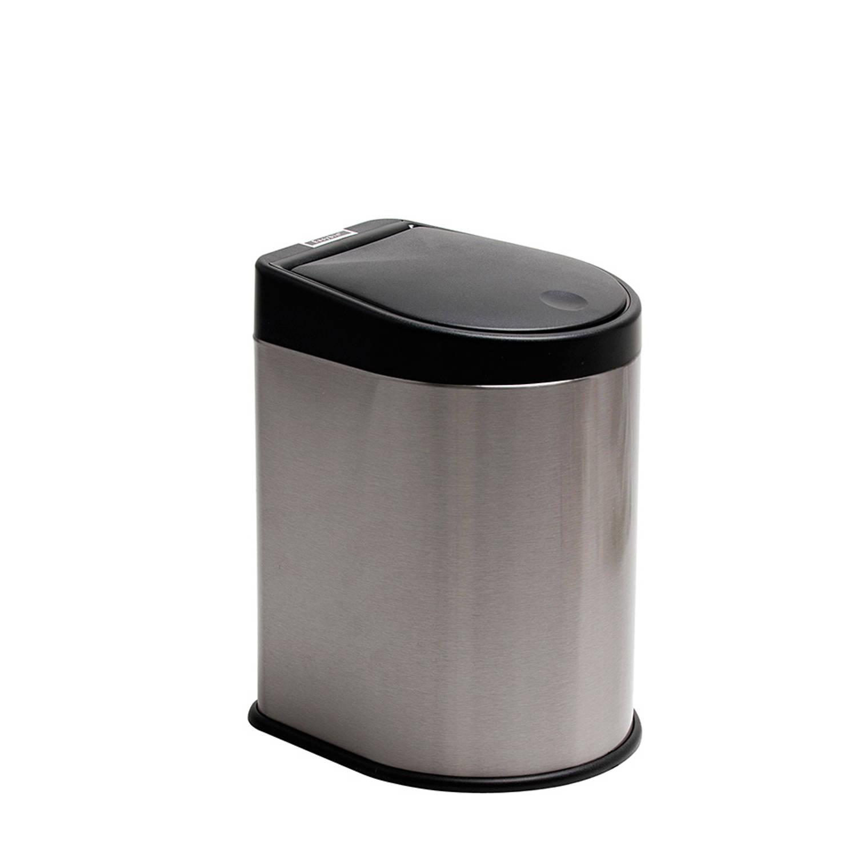 Easybin Trendy push bin - 3 l - RVS