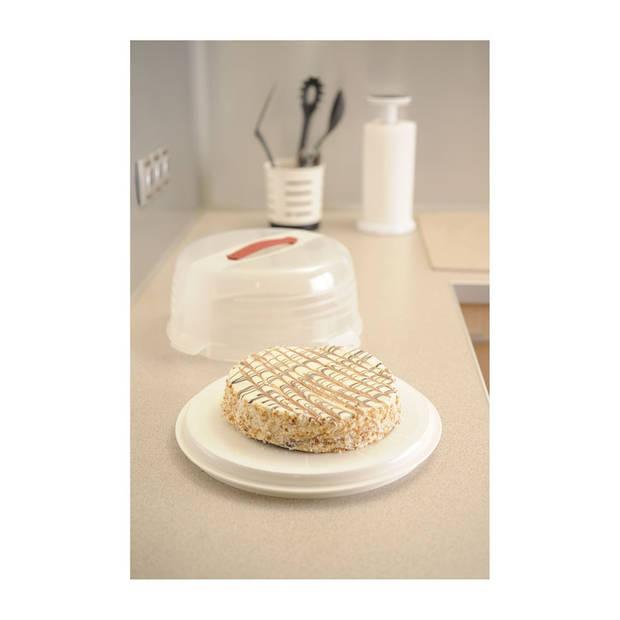 Curver chef@home Sneeuwitje taartdoos