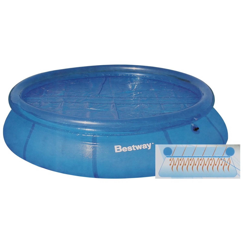 Betsway afdekhoes voor zwembad 244 cm blokker for Afdekzeil zwembad blokker