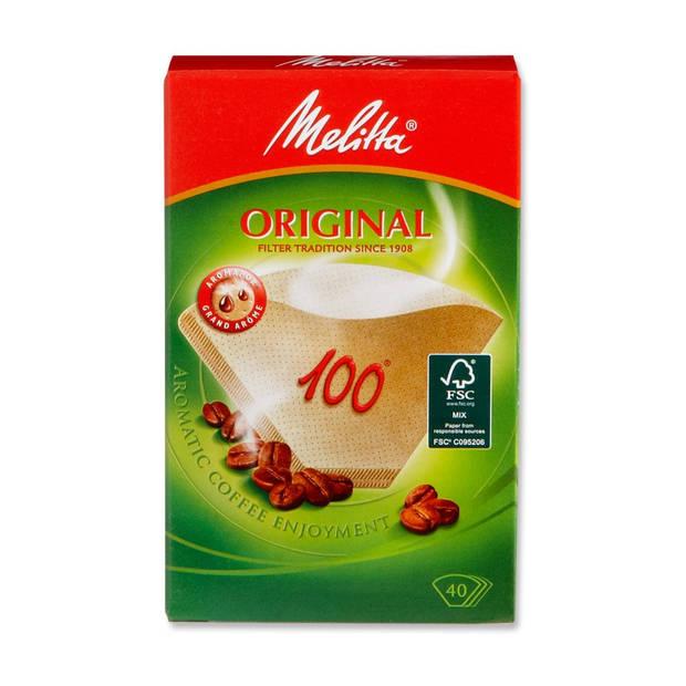 Melitta Aromafilter 100/40