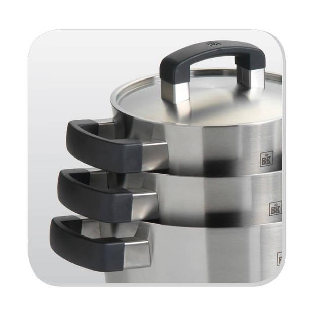 BK Conical Cool kookpan Ø 16 cm