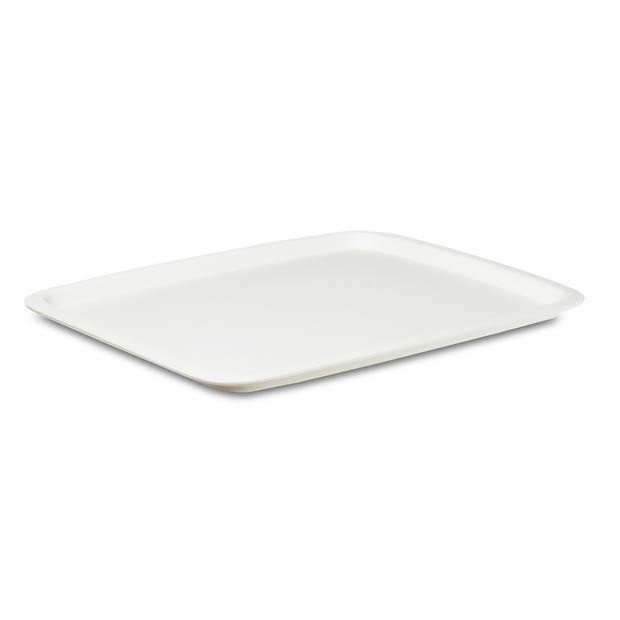 Mepal dienblad rechthoekig - wit