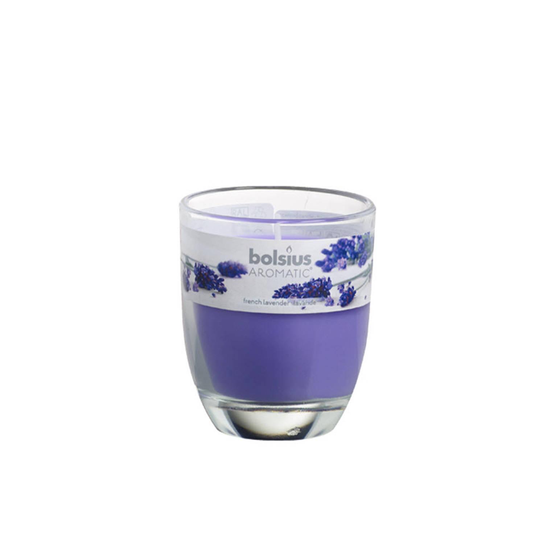 Bolsius geurglazen French Lavender
