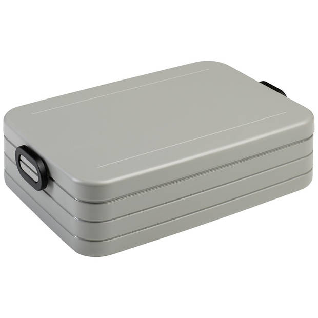 Mepal To Go lunchbox - large - zilver