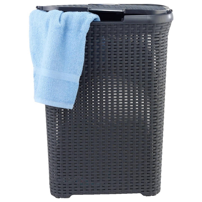 Curver style wasbox 40 liter grijs blokker for Ladeblok 40 cm breed