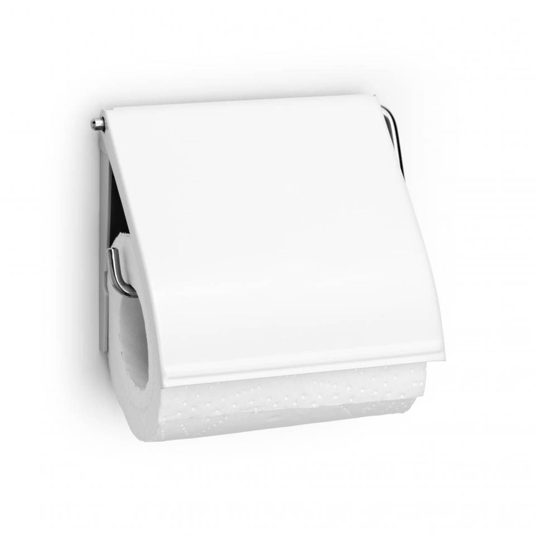 Brabantia Classic toiletrolhouder - Wit