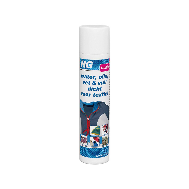 Hg Waterdicht Voor Textiel Blokker