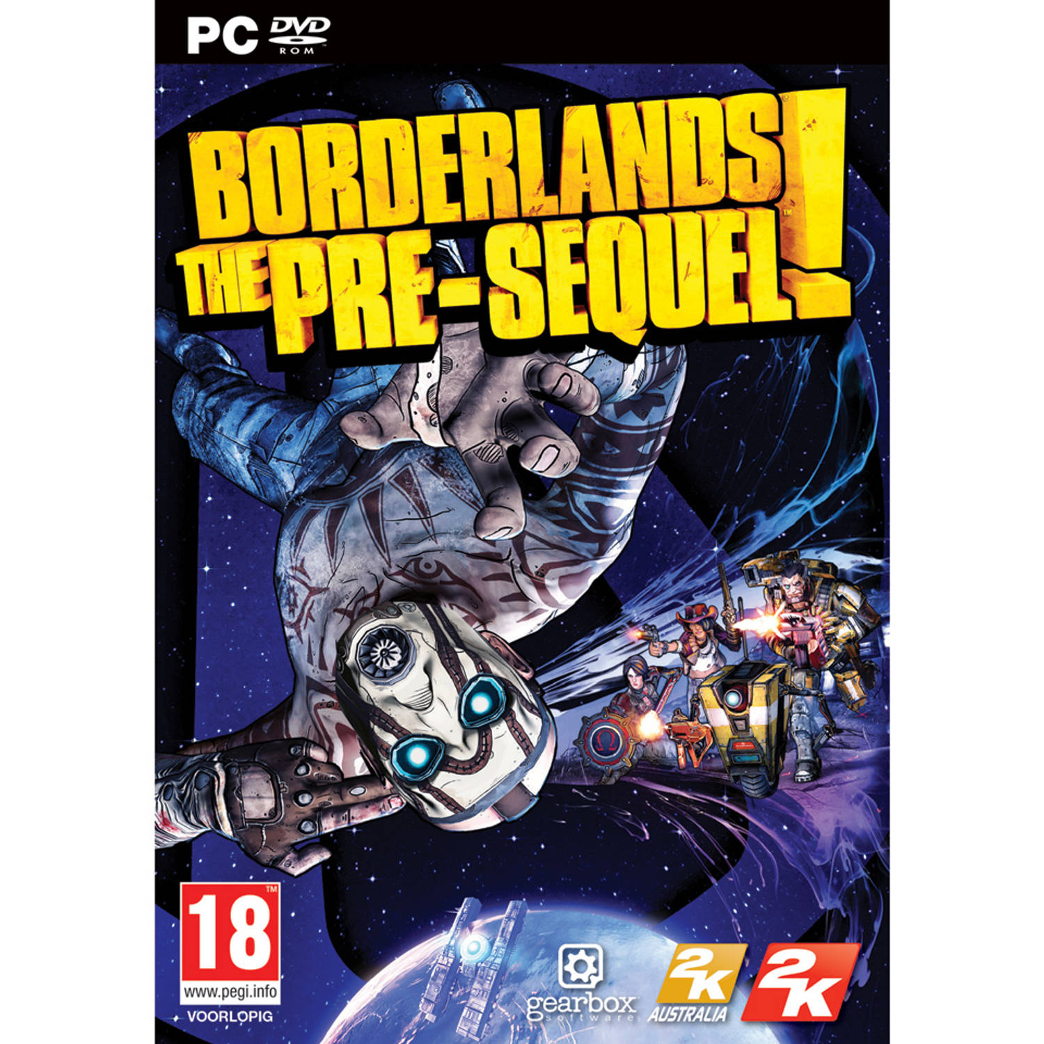 Borderlands: The Pre Sequel